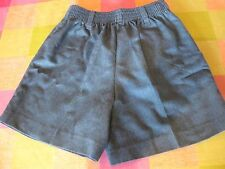 Adams Children's Wear Age 4 Grey School Shorts in Great Condition