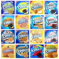 NABISCO OREO Limited Edition Sandwich Cookies Various Selections 10.7 Oz.
