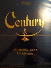 Century Christmas card collection