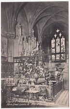 * CHURCH OF THE IMMACULATE CONCEPTION - Farm St - c1900s era London postcard