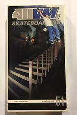 411Vm Skateboard Video Magazine Vhs Issue 51