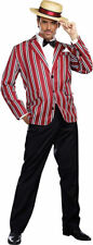 Morris Costumes Men's 1920S Gangster Good Time Charlie Suit L. RL9838LG