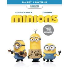 Minions Go Back to The Beginning Blu-ray and UltraViolet R2