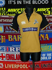 5/5 Yorkshire Carnegie adults S canterbury rugby union shirt jersey trikot