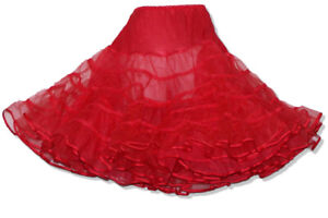 Hip Hop 50s Shop Womens Vintage Style Crinoline Petticoat Slip Made in the USA