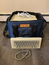 Complete Apple Macintosh Plus Computer Used At Terry Lewis And Jimmy Jams Studio