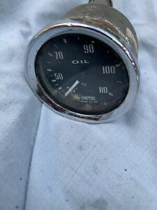 Smiths oil Temperature gauge PG 1301/02 30 to 110