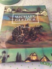 Michael Gleizer: Paintings Jewish Art