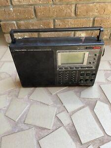 Realistic DX-390 FM/LW/MW/SW Portable Shortwave Radio Vintage Electronic