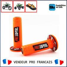 Paire de poignées ProTaper Orange Pour Moto Enduro Cross KTM 85 SX