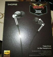1MORE Triple Driver In Ear Wired Earphones Headphones Earbuds E1001 Aerosmith