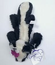 "Annette Funicello Limited Edition Le Pew Skunk Mohair Plush Knickerbocker 9"" L"