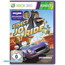 XBox 360 Kinect Joy Ride (Kinect erforderlich) - NEU + OVP