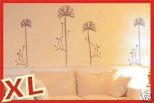 Fleurs Set Usine autocollants muraux K4 Salon Corridor Cuisine Autocollant