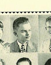 SPIKE JONES 1929 Polytechnical High School Yearbook CA