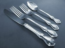 Hampton Court by Reed & Barton Sterling 4 pc Place Setting(s)