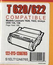 Laser Print Cartridge Lexmark T620/T622, Unisys UDS 134, 136 Toner Cartridge