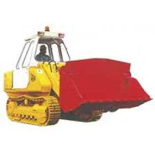 Bauplan Raupenlader JCB-110 Modellbau Modellbauplan