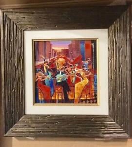 """""""Venetian Serenade"""" By Charles Lee"""