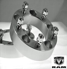 4 Pc 1994-2001 DODGE RAM 1500 Wheel Spacers 2.00 Inch # AP-5550E1/2-4