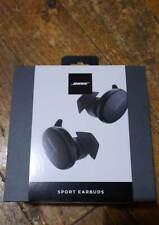Ecouteurs sans fil Bluetooth Bose Sport Earbuds Noir