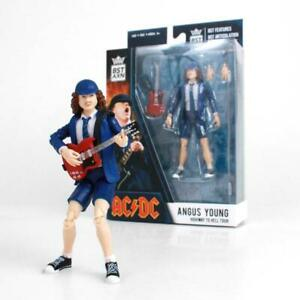 "AC/DC Angus Young BST AXN 5"" Action Figure"