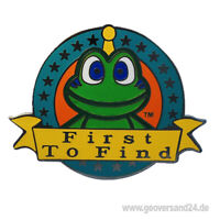 First Token Find Signal - Microcoin Ftf Geocaching Geocoin Trackable Finder