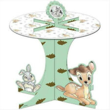 BAMBI CUPCAKE STAND ~Birthday Party Supplies Decoration Cake Centerpiece Serving