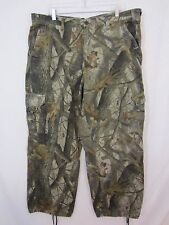 Men's Outfitter's Ridge Realtree Hardwoods Camo Hunting Pants Size 40-42 XL