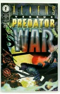 Aliens Versus Predator WAR #1 Dark Horse Comic Book 1995