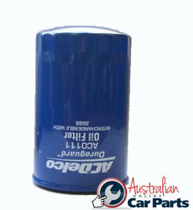 OIL FILTER RA ACDelco suitable for RODEO COLORADO 3.6 V6 2007-11 AC0111 New OE l