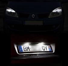 4 ampoules à LED Veilleuses / Feux de plaque Blanc  pour Renault  Espace 4  IV