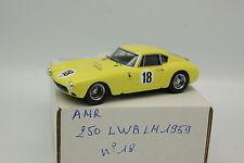 AMR Kit Monté 1/43 - Ferrari 250 LWB Le Mans 1959 N°18