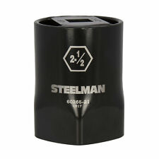 STEELMAN 60265-21 2-1/2-Inch 6-Point Locknut Socket, 3/4-Inch Drive