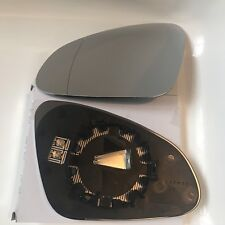 Vauxhall Astra J Left Side Passenger Heated Wing Mirror Glass For 2010 To 2015