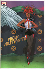 NEW MUTANTS #19 RUSSELL DAUTERMAN CONNECTING GALA Variant Cover NM