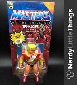 MATTEL CREATIONS - Masters of the Universe Origins - Tri-Klops - Fan's Choice