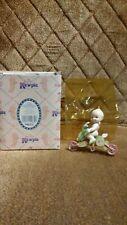 Enesco Kewpie Reindeer Toy Ornament Nib 1993 Christmas Rose O'neill