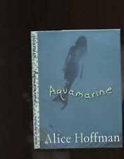 Hoffman, Alice: Aquamarine (Water Tales #1) HB/DJ 1st/1st