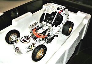 GMP Mario Andretti #2 1973 4 cam Ford Dirt Champ race car 1:18 Vels Parnelli box