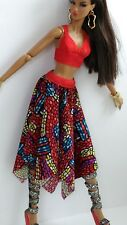 12 inch fashion doll outfit one size fits all
