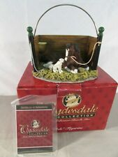 Anheuser-Busch Clydesdale Collection Pals Figurine