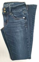 American Eagle Outfitters Denim Artist Super Stretch Flare Jeans Women's Size 25