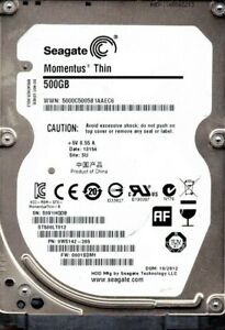 ST500LT012 P/N: 9WS142-285 F/W:0001SDM1 Su S0V Seagate 500GB