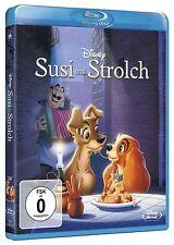 Disney - Susi und Strolch auf Blu Ray NEU+OVP
