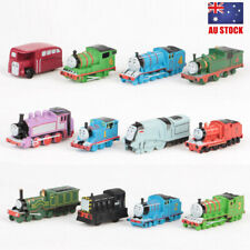 Thomas And Friends Diecast Train Car 12 PCS Action Figure Doll Toys Cake Topper