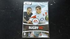 EA SPORTS RUGBY 08 PC DVD-ROM Neuf Scellé (réaliste Rugby jeu de simulation)