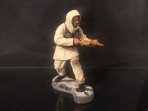 Call of Duty McFarlane Toys British Special Ops World War II 2 Gold Chase Figure