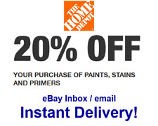 Home Depot Coupons for sale | eBay