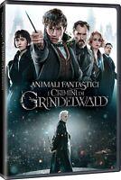 dvd film Animali Fantastici - I Crimini Di Grindelwald